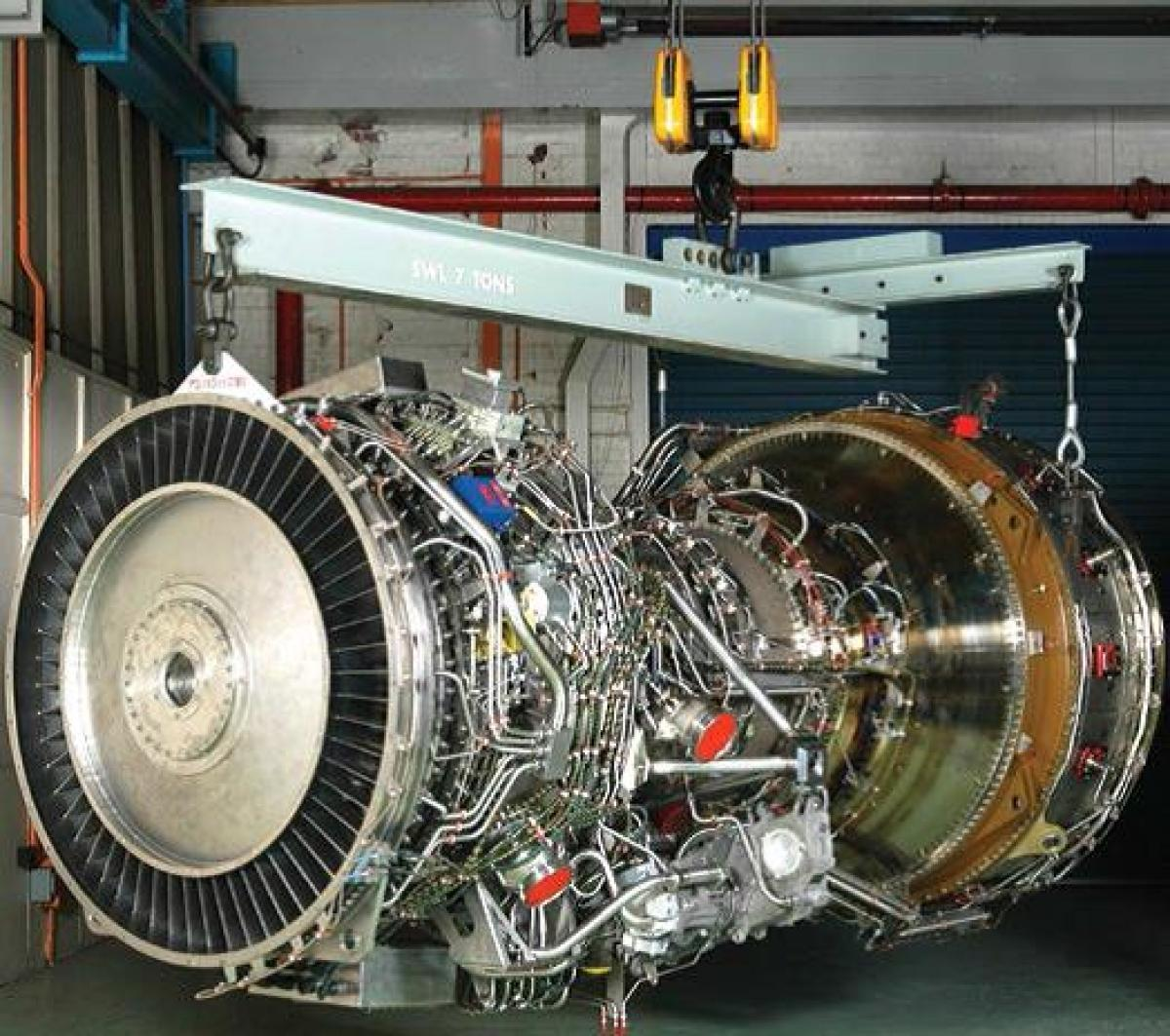 Rolls-Royce and HAL Sign MoU for Supporting MT30 Marine Engine Business_40.1