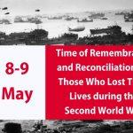 Time of Remembrance and Reconciliation for Those Who Lost Their Lives during the 2nd World War