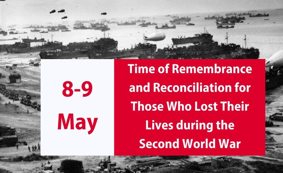Time of Remembrance and Reconciliation for Those Who Lost Their Lives during the 2nd World War_40.1