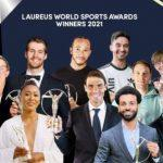 Naomi Osaka wins top title at 2021 Laureus World Sports Awards