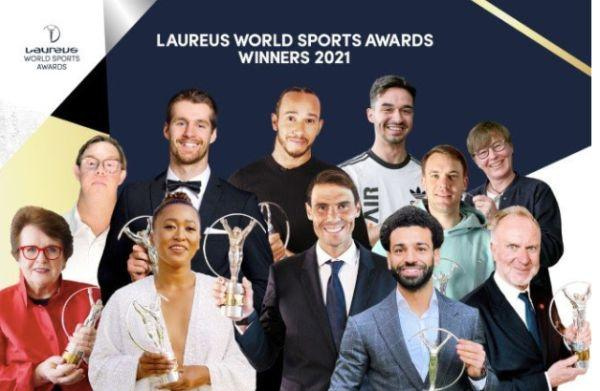 Naomi Osaka wins top title at 2021 Laureus World Sports Awards_40.1