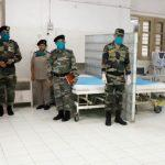 Indian Army sets up Covid Management Cell for real time response