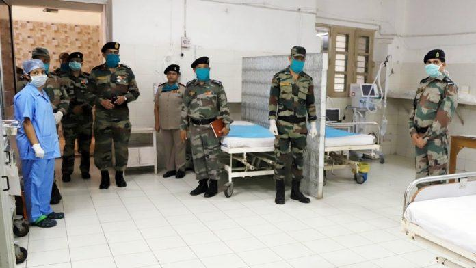 Indian Army sets up Covid Management Cell for real time response_40.1