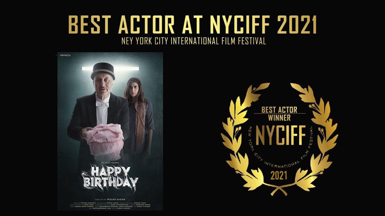 Anupam Kher wins best actor award at New York City International Film Festival_40.1