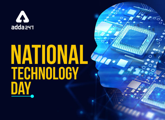 India celebrates National Technology Day on 11th May_40.1