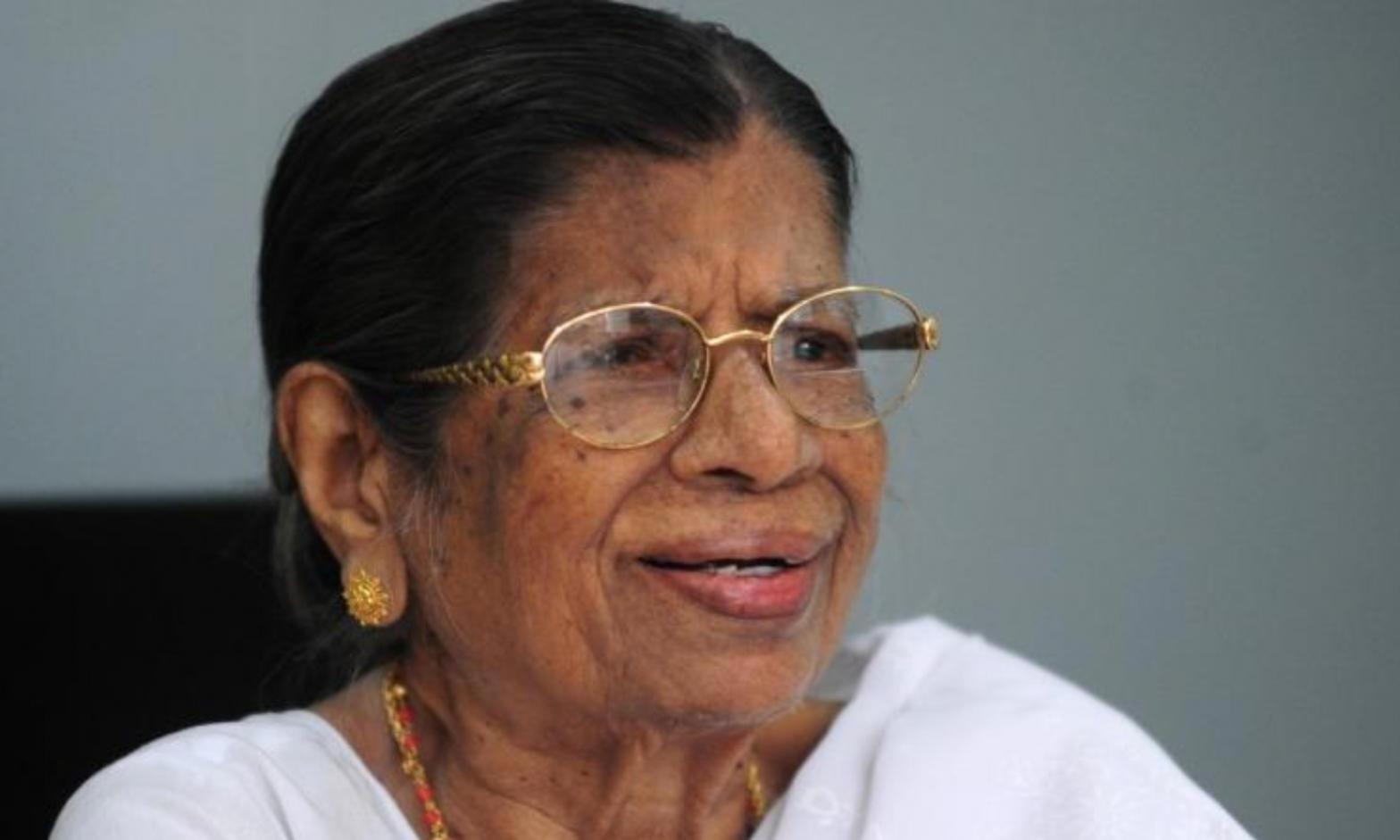 Kerala's Oldest Serving MLA KR Gouri Amma Passes Away at 102_40.1