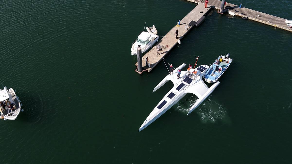 Mayflower 400: World's First Unmanned Vessel To Navigate Across Atlantic_40.1