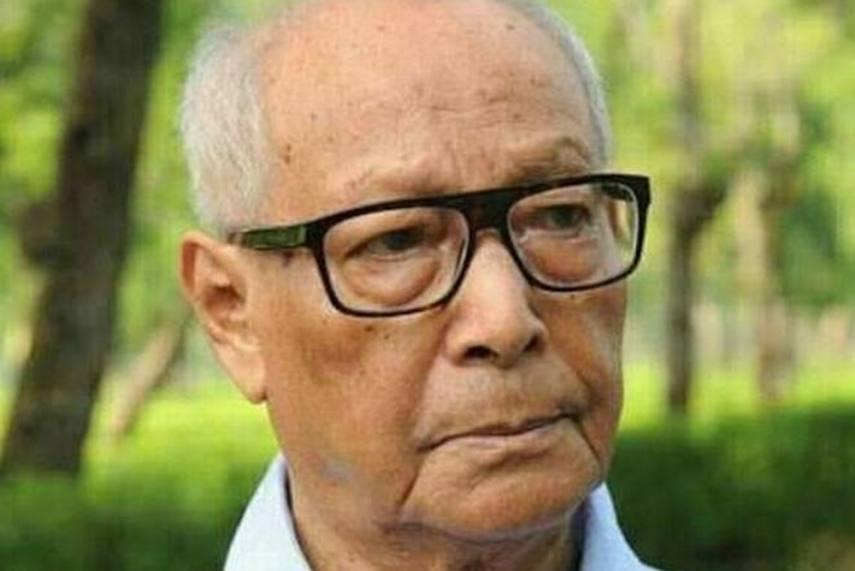 Sahitya Akademi Award Winning Journalist Homen Borgohain passes away_40.1
