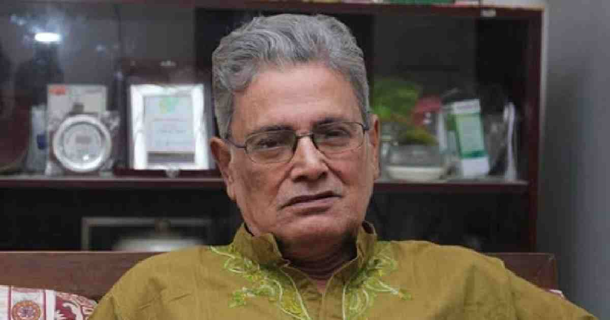 Freedom fighter Anup Bhattacharya passes away_40.1