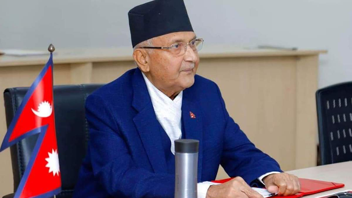 Kp Sharma Oli Re-Appointed As Prime Minister Of Nepal
