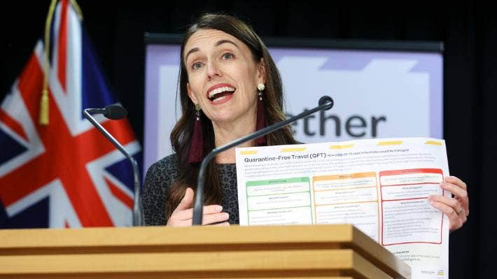New Zealand Pm Jacinda Ardern Tops Fortune'S World'S 50 Greatest Leaders  2021