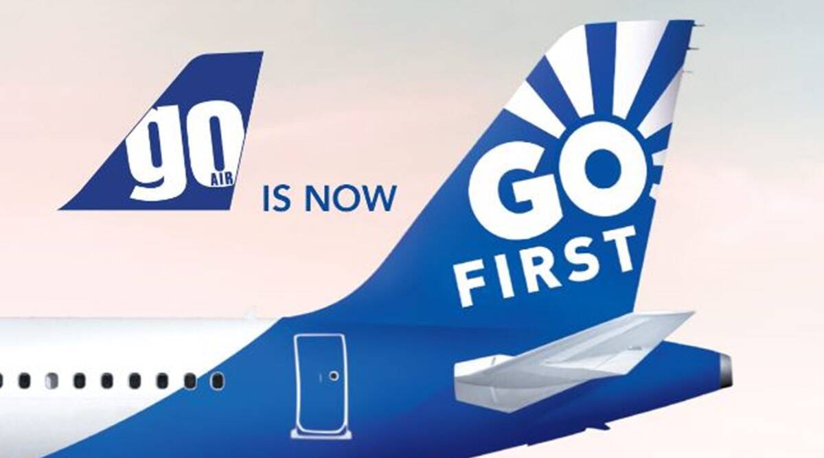Airline Company GoAir Rebrands itself as 'Go First'_40.1