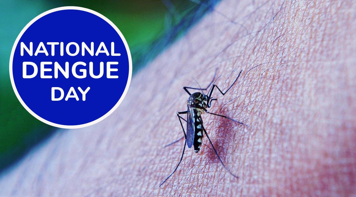National Dengue Day: 16 May