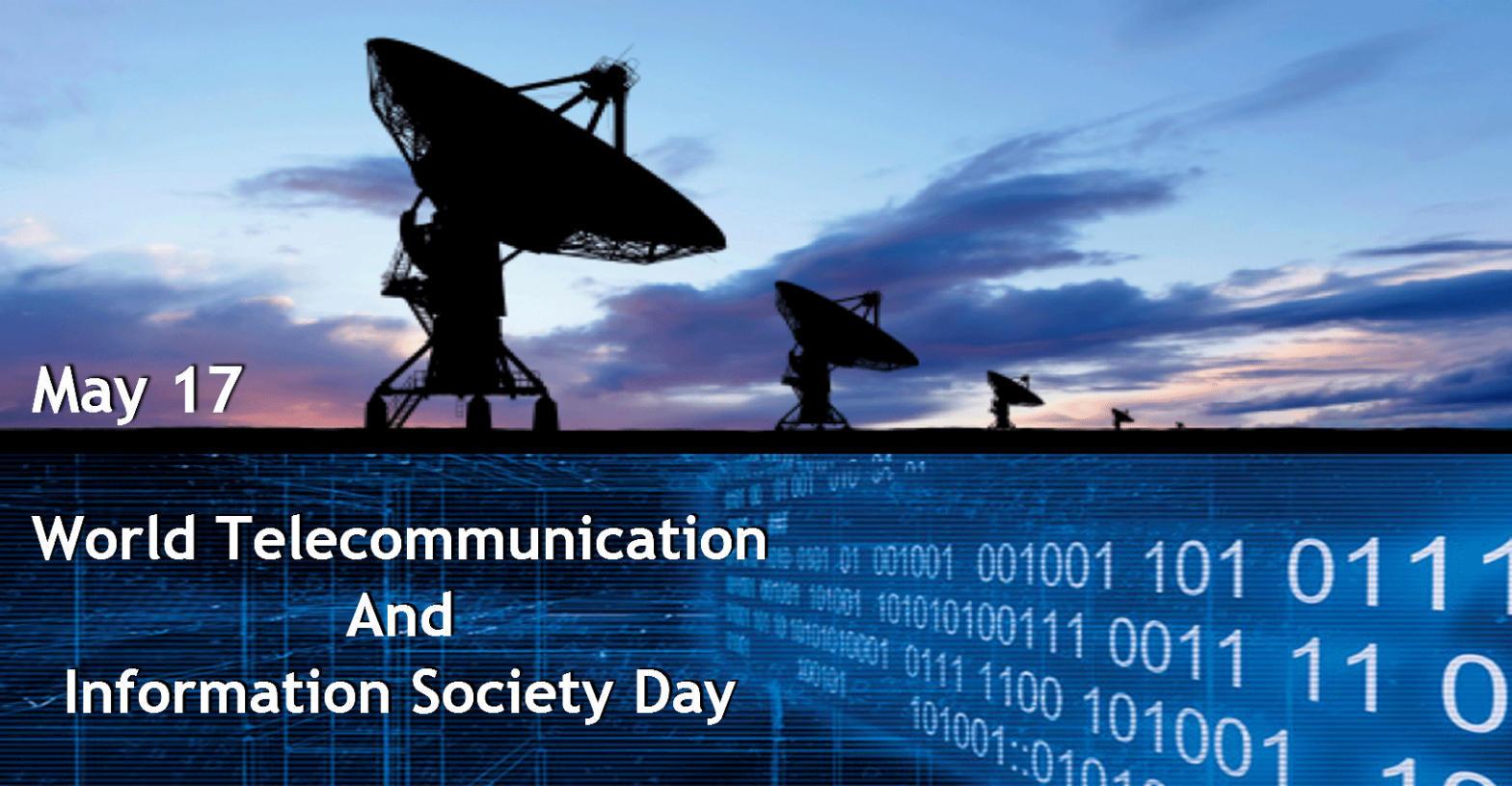 World Telecommunication and Information Society Day: 17 May | ওয়ার্ল্ড টেলিকমিউনিকেশন অ্যান্ড ইনফরমেশন সোসাইটি দিবস: 17 মে_40.1