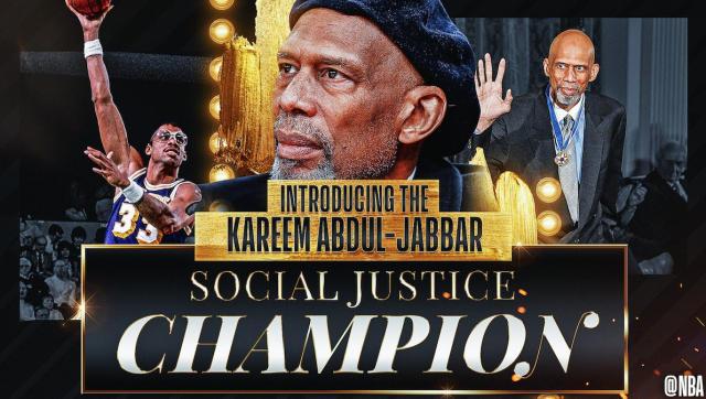 NBA creates social justice award, named for Abdul-Jabbar | আবদুল-জব্বারের নামে NBA সামাজিক ন্যায়বিচার পুরষ্কার তৈরি করল_40.1