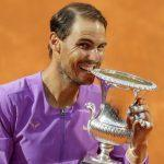 Rafael Nadal wins 10th Italian Open title