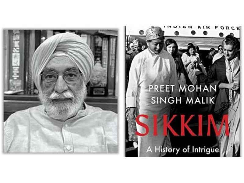 """A book titled """"Sikkim: A History of Intrigue and Alliance"""" released_40.1"""