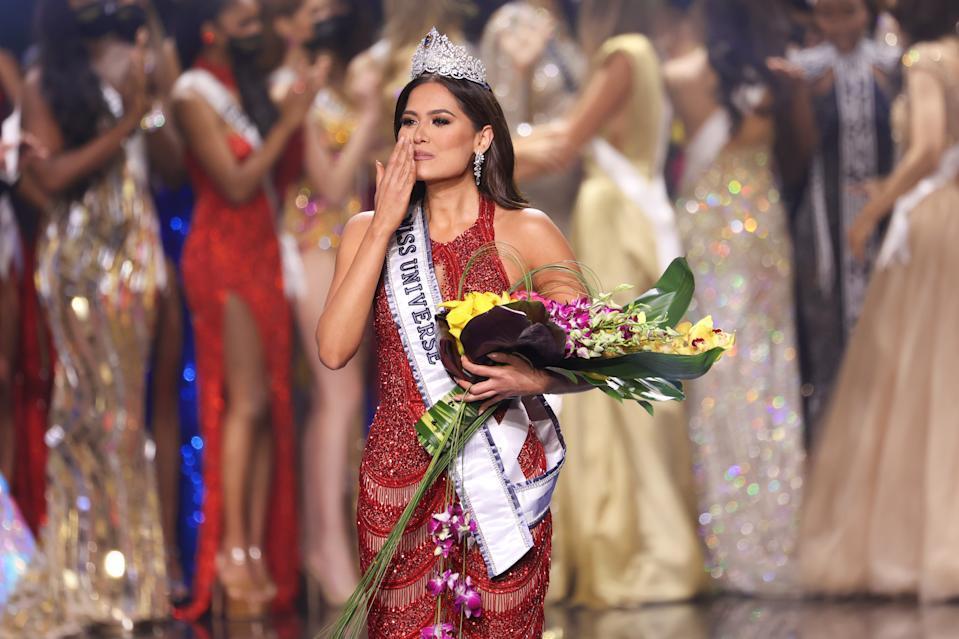Andrea Meza crowned 69th Miss Universe 2020 | আন্দ্রেয়া মেজা 69তম মিস ইউনিভার্স 2020 এর মুকুট অর্জন করলেন_40.1