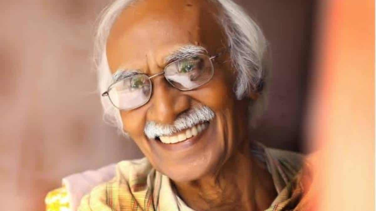 Renowned Tamil Writer and Folklorist Ki. Rajanarayanan Passes Away   প্রখ্যাত তামিল লেখক এবং ফোকলোরিস্ট কি. রাজনারায়ণন প্রয়াত হলেন_40.1