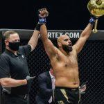 Arjan Bhullar becomes first Indian-origin fighter to win MMA title