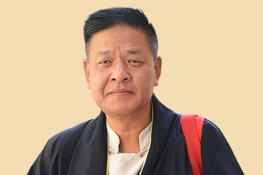 Penpa Tsering elected president of Tibetan exile government_40.1