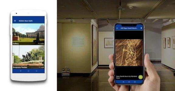 National Gallery of Modern Art launched Audio-Visual Guide App | ন্যাশনাল গ্যালারী অফ মডার্ন আর্ট অডিও-ভিজ্যুয়াল গাইড অ্যাপ্লিকেশন চালু করেছে_40.1