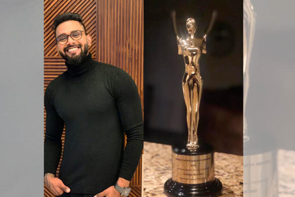 Suresh Mukund Becomes 1St Indian To Win Annual 'World Choreography Award  2020′
