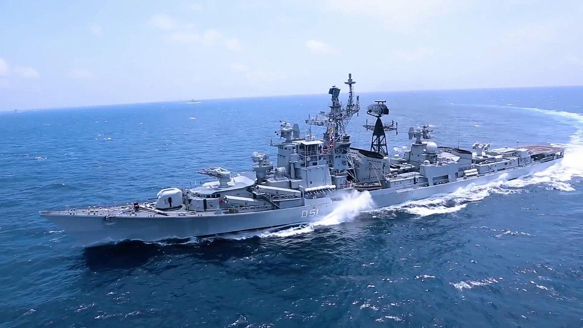 INS Rajput to be decommissioned on May 21_40.1