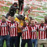 Atletico Madrid clinch La Liga title