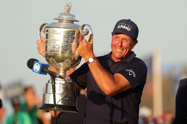 Phil Mickelson wins 2021 PGA Championship_40.1
