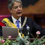 Ecuador's Lasso sworn in as first right-wing leader in 14 years