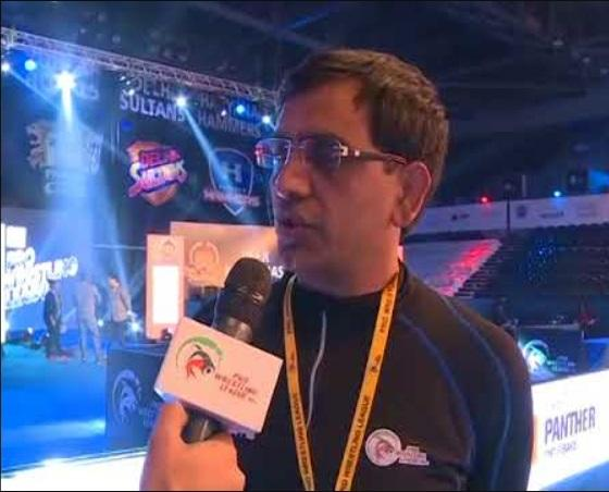 Ashok Kumar, the only Indian referee to officiate in wrestling in Tokyo Olympics_40.1