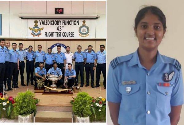 Aashritha V Olety is India's 1st woman flight test engineer | আশ্রিতা ভি ওলেটি হলেন ভারতের প্রথম মহিলা বিমান পরীক্ষক ইঞ্জিনিয়ার_40.1