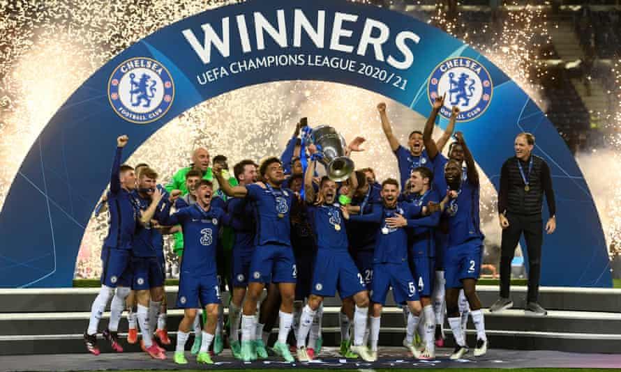 Chelsea wins 2020-21 UEFA Champions League Final | চেলসি 2020-21 UEFA চ্যাম্পিয়ন্স লিগ ফাইনাল জিতলো_40.1