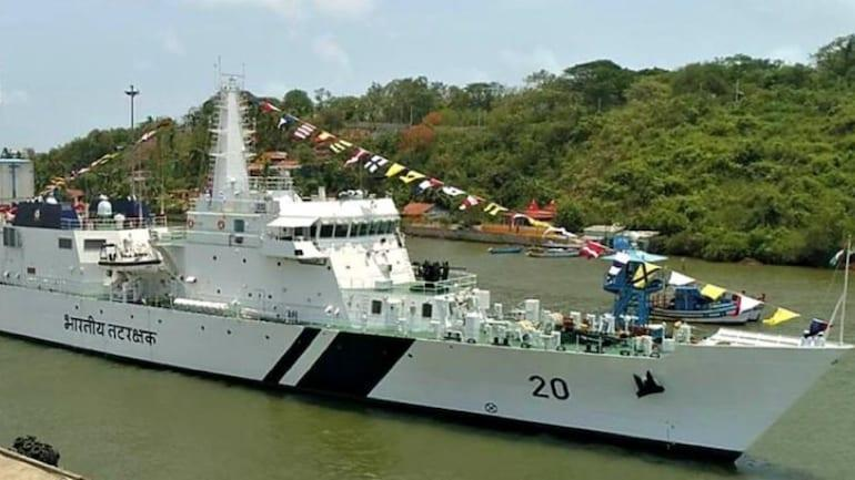 NSA Doval commissions Indian Coast Guard's ship Sajag_40.1