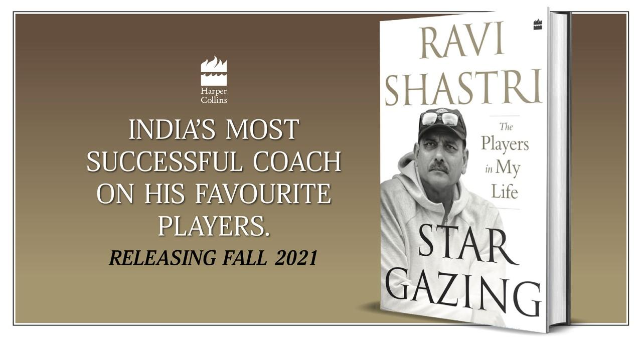 Ravi Shahtri's Debut Book Titled 'Stargazing: The Players in My Life'_40.1