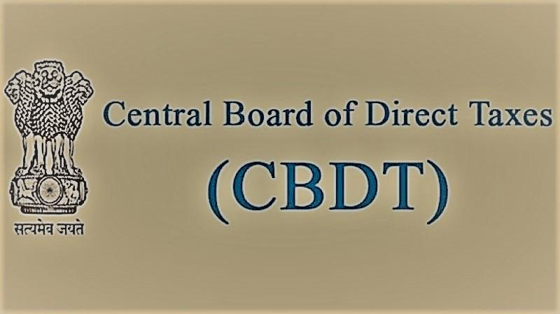 CBDT member JB Mohapatra gets additional charge of chairman_40.1