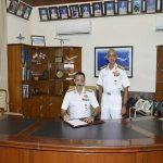 Vice-Admiral Ravneet Singh assumes charge as Deputy Chief of Naval Staff