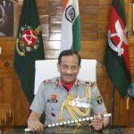 Lt. General Pradeep Chandran Nair takes charge as DG of Assam Rifles