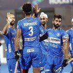 FIH world rankings: Indian men's team maintain 4th position