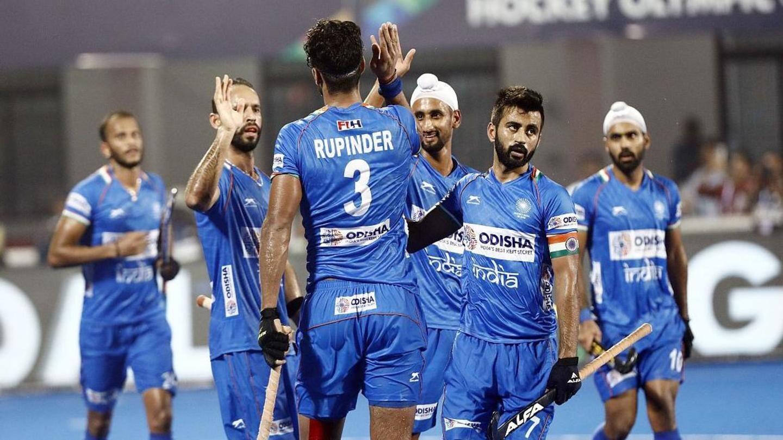 FIH world rankings: Indian men's team maintain 4th position | FIH বিশ্ব র্যাঙ্কিং: ভারতীয় পুরুষ দল চতুর্থ স্থানে আছে_40.1