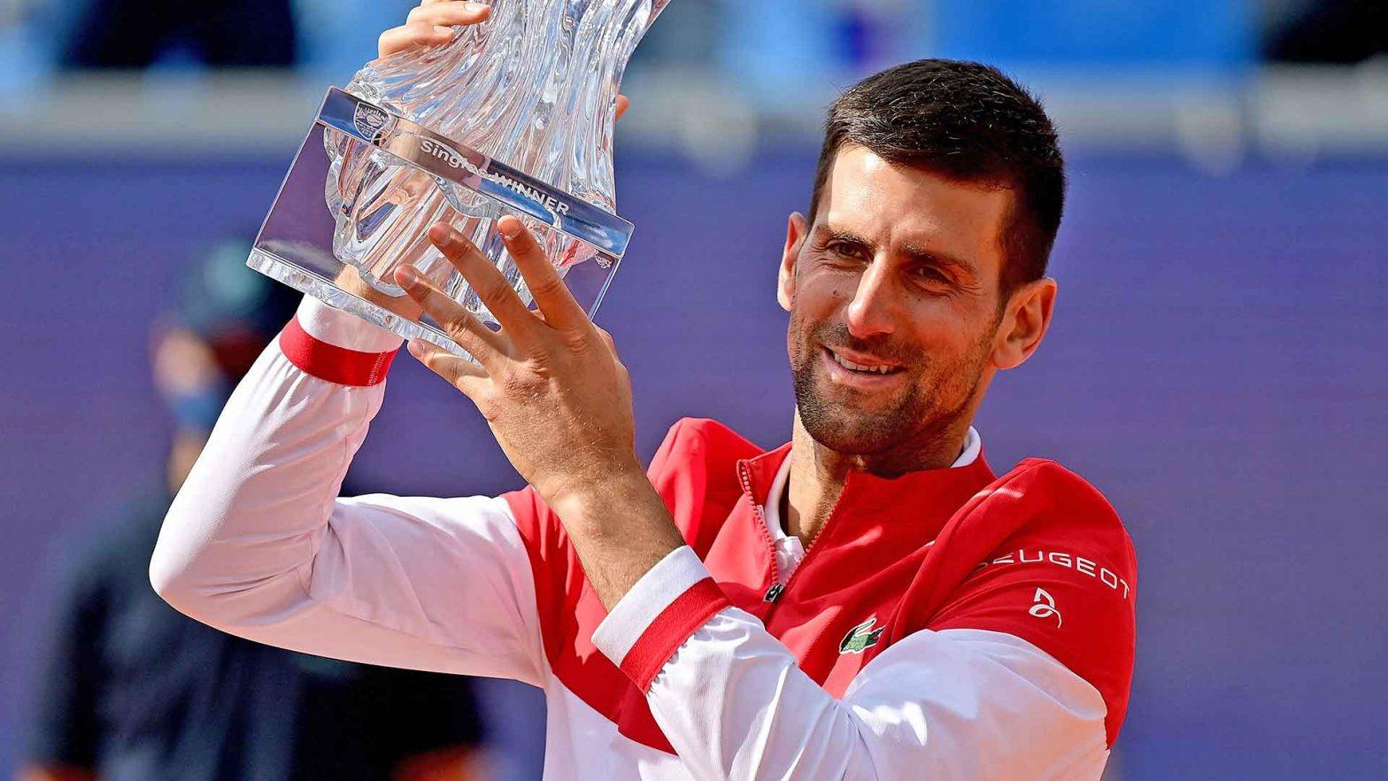 Djokovic Wins 83rd Career Title In Belgrade open | জোকোভিচ বেলগ্রেড ওপেন জিতে নিজের ক্যারিয়ার এর 83 তম শিরোপা জয় করলেন_40.1