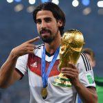 Germany's FIFA World Cup-winner Sami Khedira announces retirement