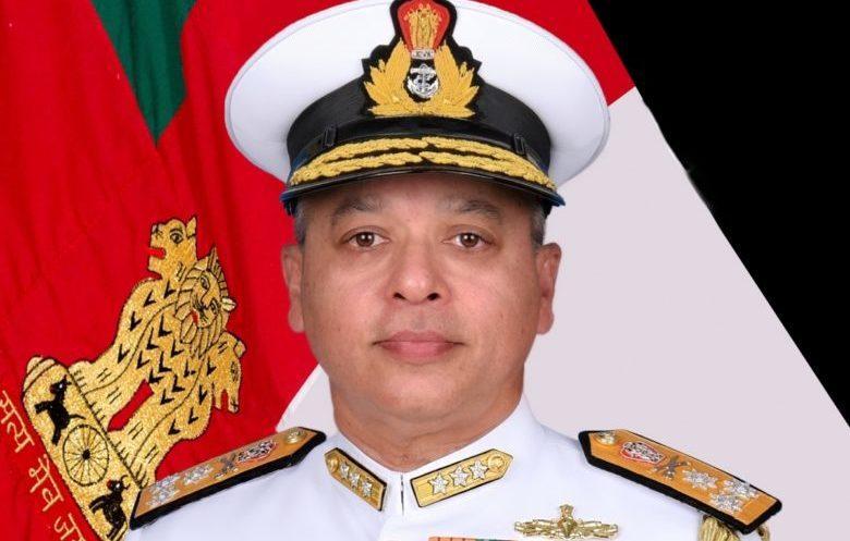 Vice Admiral Rajesh Pendharkar assumes Charge as DG Naval Operations | व्हाइस अॅडमिरल राजेश पेंढारकर यांनी डीजी नौदल ऑपरेशन म्हणून पदभार स्वीकारला_40.1