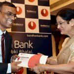 RBI gives nod to re-appoint CS Ghosh as MD & CEO of Bandhan Bank