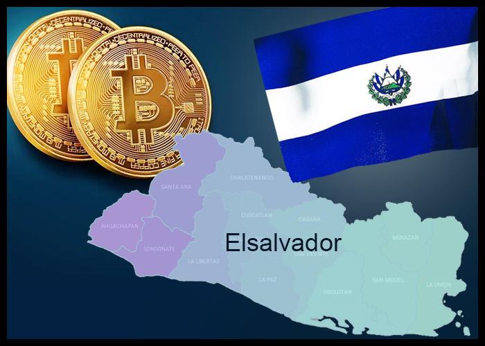 El Salvador becomes first country to adopt bitcoin as legal tender | कायदेशीर निविदा म्हणून बिटकॉइनचा अवलंब करणारा एल साल्वाडोर पहिला देश ठरला_40.1