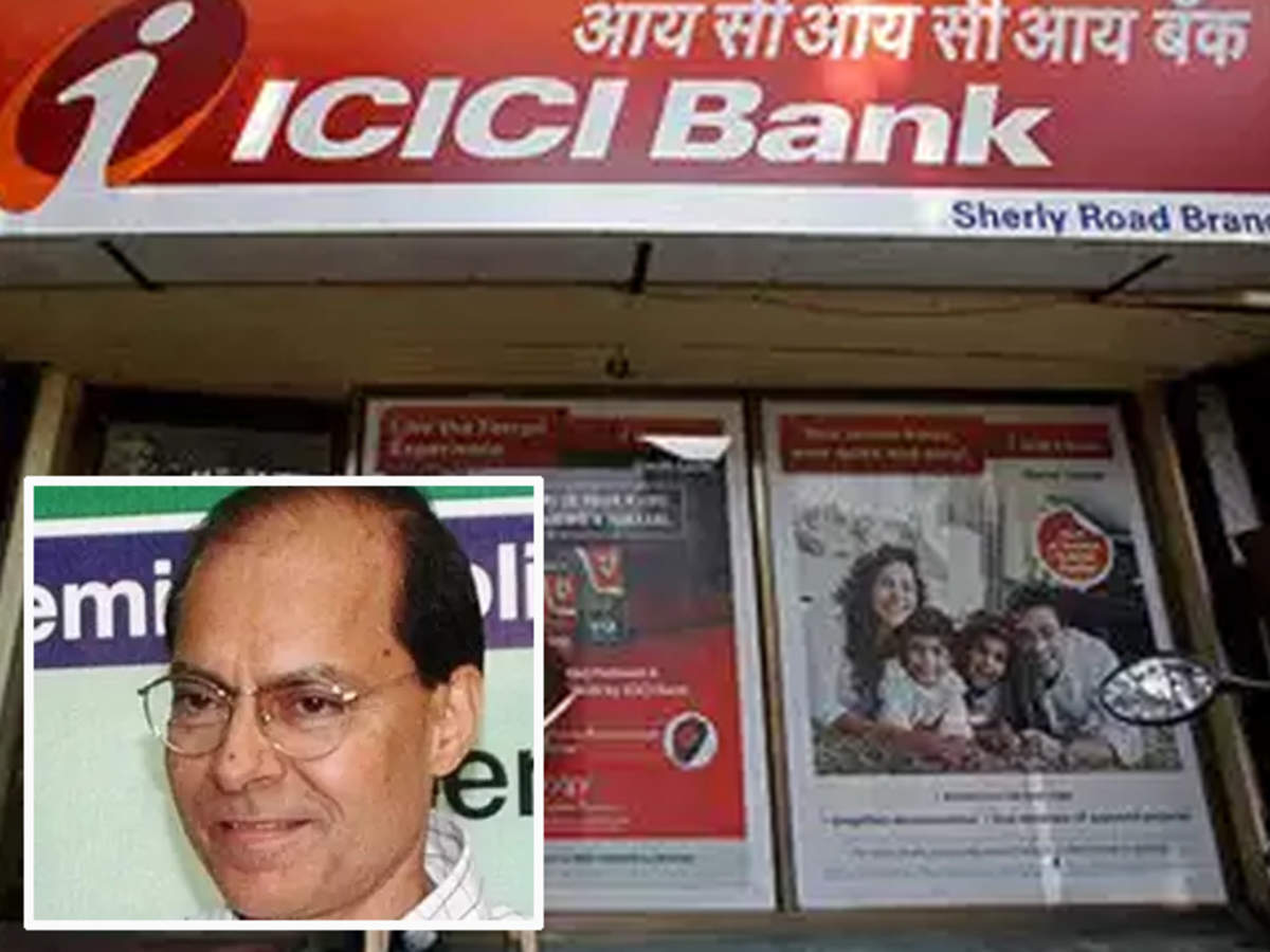 RBI approves re-appointment of GC Chaturvedi as part-time Chairman of ICICI Bank_40.1