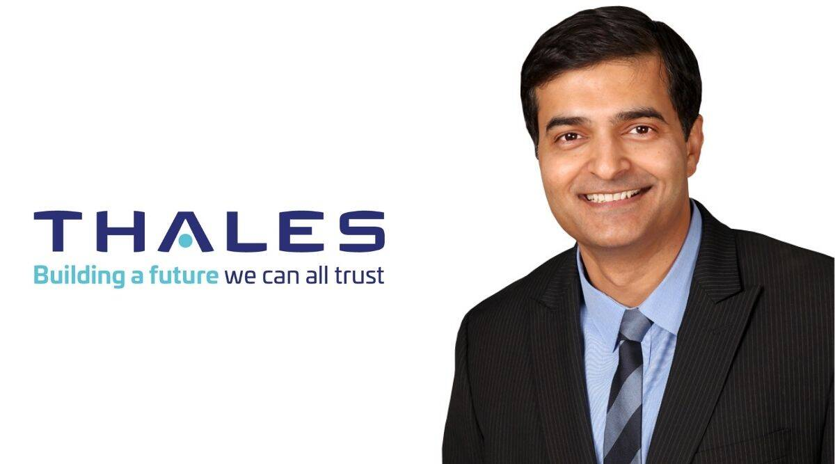Thales appoints Ashish Saraf as Vice-President and Country Director for India_40.1