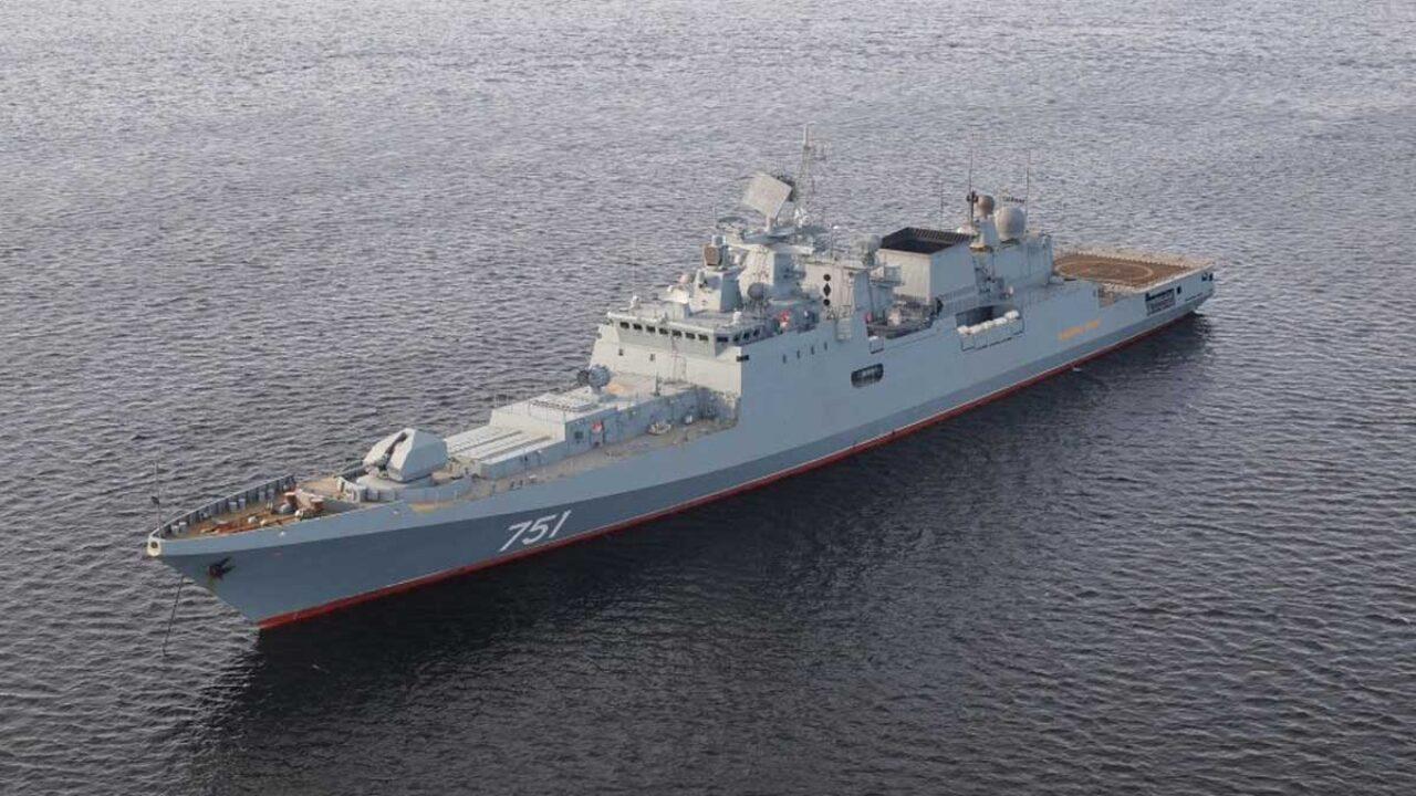Russian navy building first fully stealth warship   রাশিয়ান নৌবাহিনী একটি সম্পূর্ণ স্টিলথ যুদ্ধজাহাজ তৈরি করছে।_40.1
