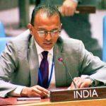 K Nagaraj Naidu named to lead UN bureaucracy for a year